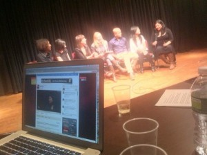 Film panel, PBS/POV's XOXOSMS