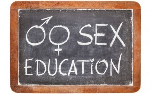 Sex education in school saves lives