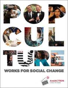 Pop Culture Works for Social Change