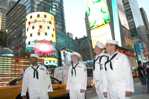 Hey, Sailor! Need a Fleet Week Hookup?